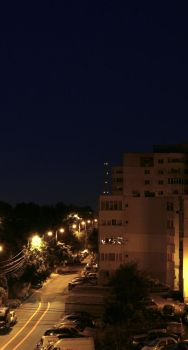 Lonely night by lora2008