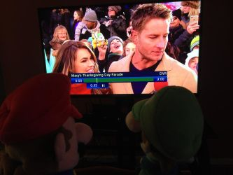 Lemmy Spotted at Macy's Thanksgiving Day Parade by PPG-Katelyn