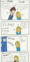 The Doctor has an Argument by CaptainAki13
