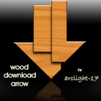 Wood Download Arrow by Arclight-17