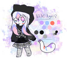 [Auction] Pastel Baby [OPEN] by NightmareSpacer-Shop