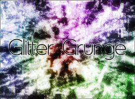 Glitter Grunge Brushes by Zellow