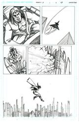 Top Cow Talent Contest 2016 Submission Page 6 by GDEAN
