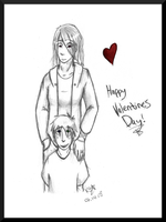 Happy Valentines - 2008 by Avender