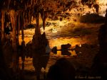 Luray Cavern, Reflected by peterkopher