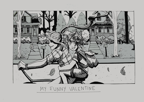 Episode 14- My funny valentine by Inui-Purrl