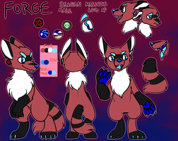Forge Ref by jigsocks