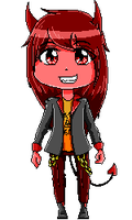 _PC_ Pixel doll WhovianLion by Senpai-Hero