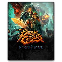 Battle Chasers Nightwar by Mugiwara40k