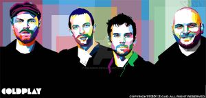 cold play wpap by gilar666