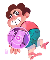 Steven Universe by ElexiceOH