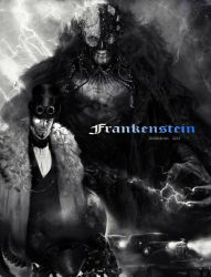 Frankenstein 1 by aristidenix