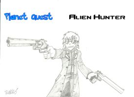 Alien Hunter by Darkkis91