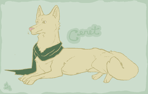 Ceret ref by peachbriers