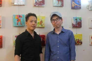 Michael Andrew Law Cheuk Yui and Cuson Lo by michaelandrewlaw
