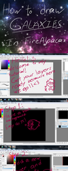 How to Draw Galaxies in FireAlpaca by Feisty-Evil-Fangirl