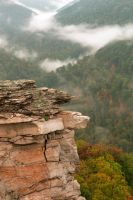 Stone Sentinel of Lindy Point by somadjinn