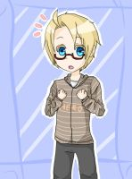 APH - Alfred again - HBD owo by Kindom-of-Nekoria
