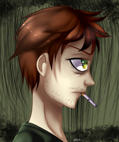 .:South Park:. Christophe by N-Lilix