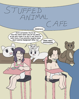 Micman Gift- Stuffed Animal Cafe by Lance-the-young