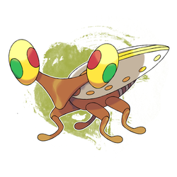 Stalk Eyed Fly Fakemon For Sale by DarkySG