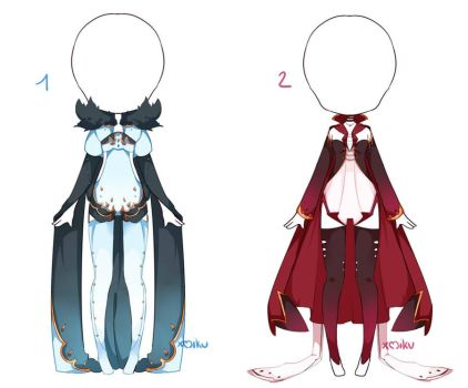 {Closed} Auction Outfit 173 - 174 by xMikuChuu
