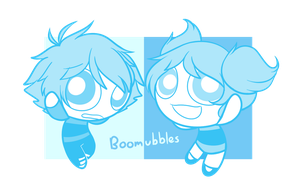 AT .:Boomubbles:. by JLpaca