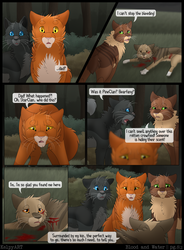 Warriors: Blood and Water - Page 82 by KelpyART