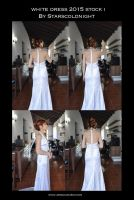 White Dress 2015 Stock 1 By Starscoldnight by StarsColdNight