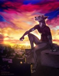 Sunset by HauRin