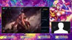 Arcade Miss Fortune - Lobby Overlay by lol0verlay