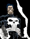 The Punisher by nic011