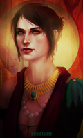 Morrigan by Withoutafuss