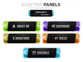 Elektrik Panels by MirajaneTV