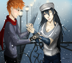 [CE:] You're Hands Are Cold by KAI314