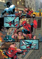 spidey 140 page 08 coloured by deemonproductions