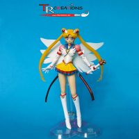 Eternal Sailor Moon S.H. Figuarts by zelu1984