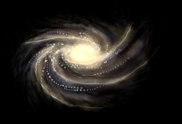 Galaxy by ideatomik