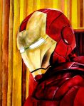 Iron Man by PDJ004