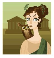 Athena by AugustRealms