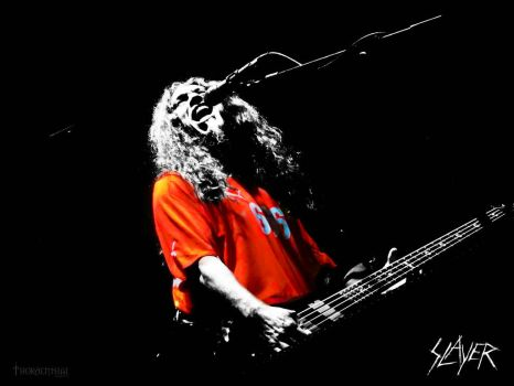Tom Araya by thordenthal