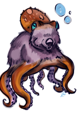 Introducing The Wombactopus! by Aui-song
