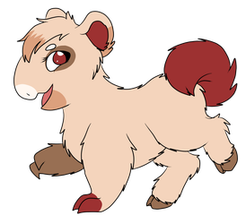 Little Hooved Deer has arrived! by RaindropLily