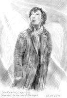On the side of the angels (Sherlock BBC) by SeaCat2401