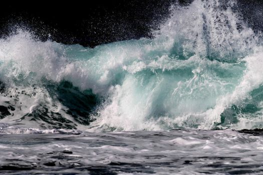 Shapes of the ocean. by incredi