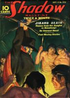 The Shadow - Jibaro Death cover by SavageScribe