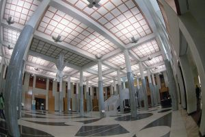 Parliament House foyer by imroy