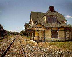 Sewell Station by barefootphotography