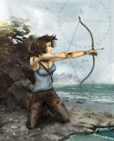 Tomb Raider Reborn Contest Entry by vrlovecats