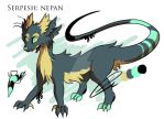 Nepan [Adopt- Open] Serpesh by Jeyawue